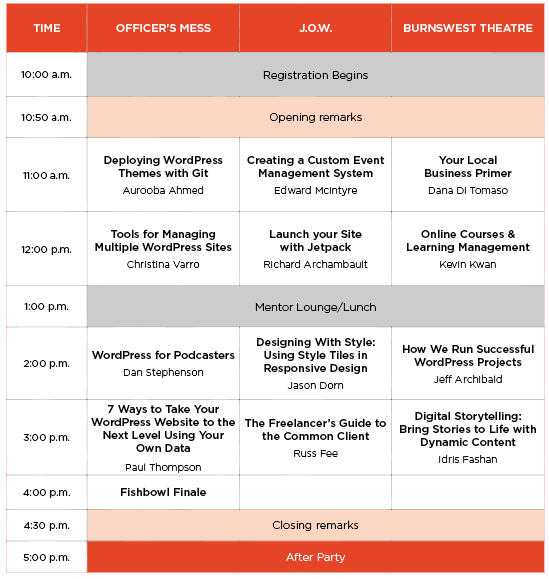 WordCampSchedule-2016
