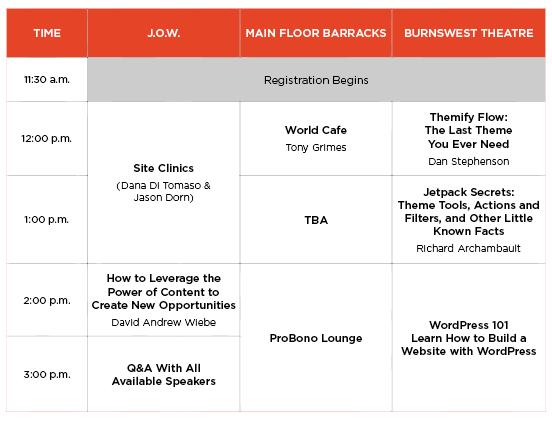 WordCampSchedule-20162
