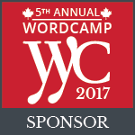 WordCamp Calgary 2017 Sponsor